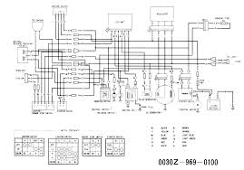 honda atv wiring diagram honda wiring diagrams instruction