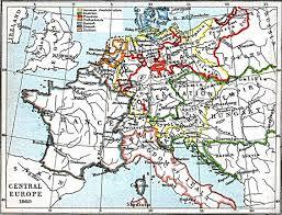 bohemia map bohemian map