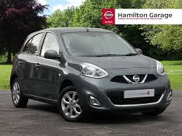 nissan micra 2014 nissan micra 1 2 acenta 5dr tungsten grey 2014 in sidmouth