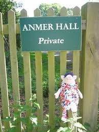 sherbet sheep and friends sherbet visits anmer hall the future