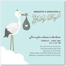 stork baby shower stork baby shower invitations mes specialist