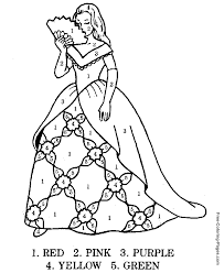 Free Printable Color By Number Coloring Pages 463062 Cut Coloring Pages
