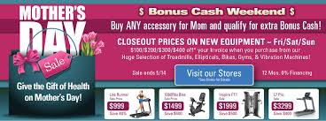 give the gift of fitness for mother u0027s day at home fitness