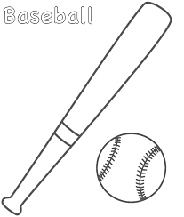 coloring page fall craft ideas for kids pinterest baseball