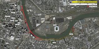 Newark Map Manhattan U0027s High Line Designer Tapped For Newark U0027s Riverfront Park