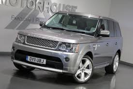 used range rover for sale used land rover range rover sport 3 0 tdv6 autobiography