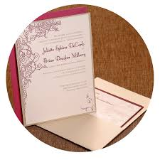 spilled ink press chicago wedding invitations greeting cards