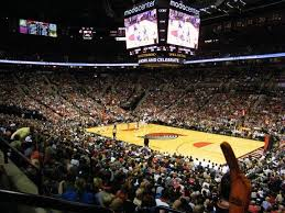 portland trail blazers vs indiana pacers moda center at the rose