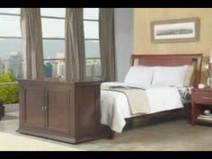 Touchstone Tv Lift Cabinet Monterey Tv Lift Cabinet Video By Touchstone Home Products