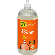 amazon com better life simply floored natural floor cleaner