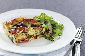 Roasted Vegetable Recipe by Roasted Vegetable Frittata