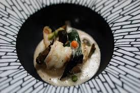 cuisine chambon stéphane chambon 大厨 chef db三角铃