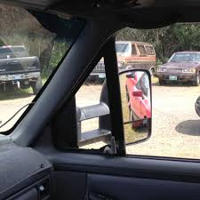 Ford F250 Truck Mirrors - telescoping mirrors on a 1997 f250 ford truck enthusiasts forums
