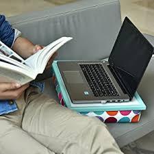 Laptop Desk Cushion Welland Multi Tasking Laptop Breakfast Serving Bed