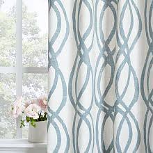 Teal And Beige Curtains Window Curtains U0026 Drapes West Elm