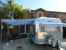 Awnings For Caravan Best 25 Trailer Awning Ideas On Pinterest Space Trailer Camper