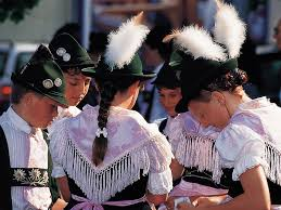 bavaria the bavarian look traditional costumes traditions and