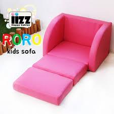 Childs Sofa Chair Qoo10 Iizz Roro Kids Sofa And Bed Sofa Baby Kids Sofa