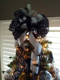 White Bows For Tree Black White Bow Tree X Craft