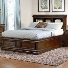 Platform Bed Frame Cal King California King Headboard With Shelves 131 Inspiring Style For Cal