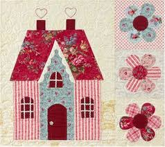 246 best casitas patchwork images on pinterest house quilts