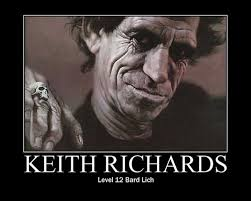 Keith Richards Memes - probably made a pact with satan