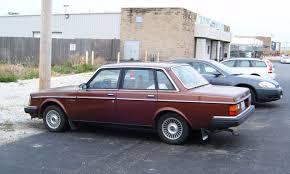 classic volvo sedan curbside classic 1984 volvo 240gl u2013 sensible luxury