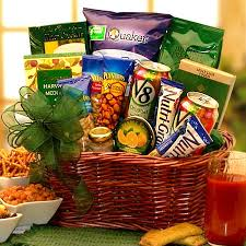 healthy gift basket heart healthy low gift basket