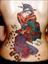 tatatatta japanese tattoos with image japanese geisha tattoo