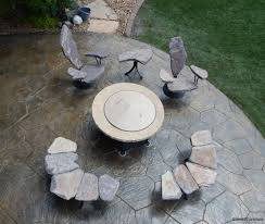 fire pit with seating fire pit seating stone2furniture outdoor furniture pool