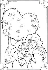 27 disney aladdin coloring pages images