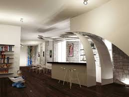 Contemporary Home Design Plans Contemporary Home Design Plans With Cream Wall Paint Home