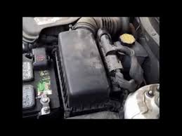 2011 hyundai elantra filter engine air filter change for the 2007 hyundai accent by nyle