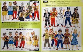 1968 ben cooper u201cspook town u201d halloween costume catalog the