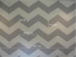Diy Painting Walls Design Diy Painted Chevron Wall Walls Painting Chevron Walls And Room