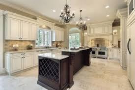 white kitchen cabinets espresso island interior design