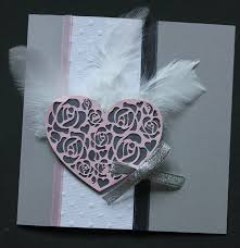 mariage gris que faire faire part au coeur du romantisme atelier graines d idées