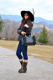 womens boots look how to wear brown suede mid calf boots 7 looks s