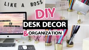 School Desk Organization Ideas Diy Desk Decor Organization Ideas Laz Loversiq