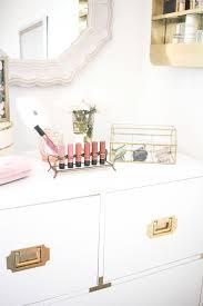 gold dresser bedroom tour dresser styling gold dresser and campaign dresser