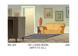 cartoon u0027living room back u0027 scene by mjb1225 on deviantart cartoon