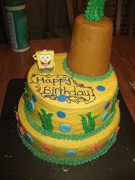 spongebob birthday cakes birthday cakes awesome spongebob birthday cake recipe spongebob