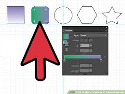 tutorial illustrator gradient how to make gradients in adobe illustrator 10 steps