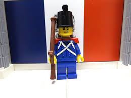 French And Dutch Flag Customized Lego Mini Figures For Kids And Collectors Imagination
