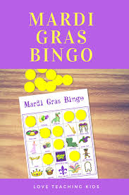 mardi gras bingo mardi gras bingo mardi gras calling cards and bingo