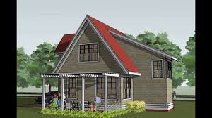 cabin home plans small cottage house plans small beach cottage house plans youtube
