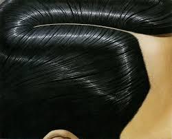 bonnet haircut penccil hair