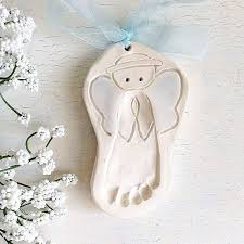 Baby Keepsake Ornaments 176 Best Baby Or Kids Clay Gift Ideas Images On Pinterest Kids