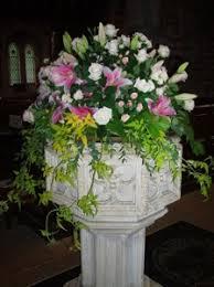 Church Flower Arrangements Jan Harrison Flowers Gallery Wedding Flowers Bridal Bouquets