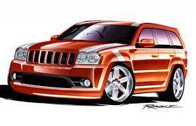 cherokee jeep srt8 jeep srt8 ragle design